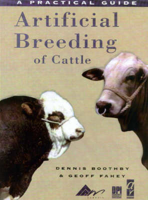 Artificial Breeding of Cattle (Paperback)