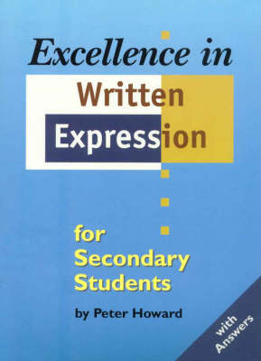 Excellence in Written Expression for Secondary Students (Paperback)