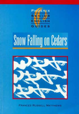 """Snow Falling on Cedars"" - Senior English Literature Guides (Paperback)"