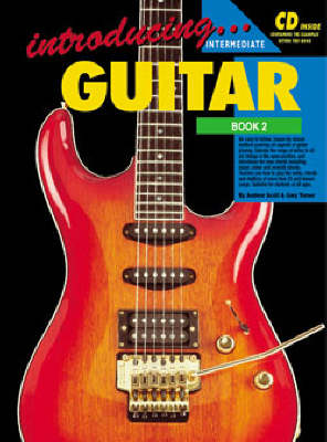 Introducing Guitar Method: Book 2 / CD Pack