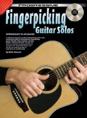 Progressive Fingerpicking Guitar Solos: CD Pack