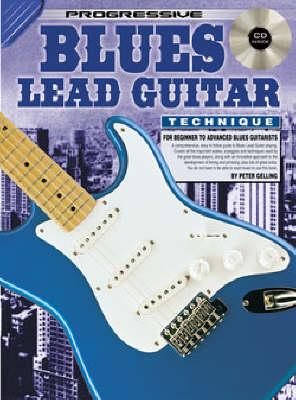 Progressive Blues Lead Guitar Technique: CD Pack