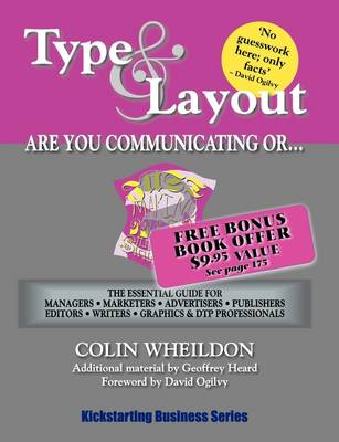 Type and Layout: Communicating or Just Making Pretty Shapes (Paperback)