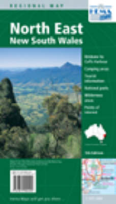 North East New South Wales - Regional Maps (Sheet map)