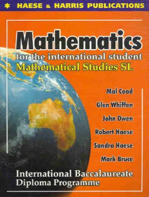 Mathematical Studies - Standard Level: International Baccalaureate Diploma (Paperback)