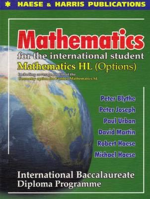 Mathematics HL Options for International Baccalaureate (Paperback)