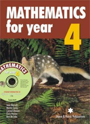 Mathematics for Year 4 (Paperback)