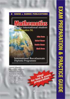 Mathematics Standard Level Exam Preparation and Practice Guide for International Baccalaureate (Paperback)