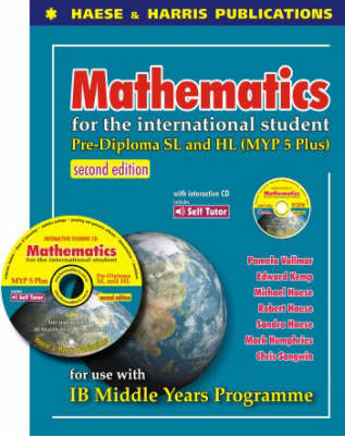 Pre Diploma SL and HL (MYP5 Plus): Mathematics for the International Student (Paperback)