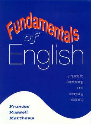 Fundamentals of English (Paperback)