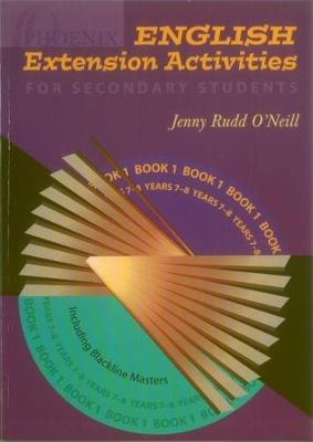 English Extension Activities: Teacher Resource Book 1 (Paperback)