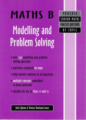 Maths B Modelling and Problem Solving (Paperback)