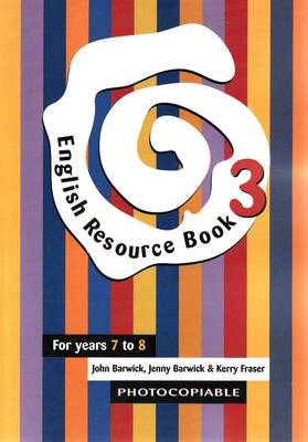 The Secondary English Resource Book, Book 1 (Paperback)