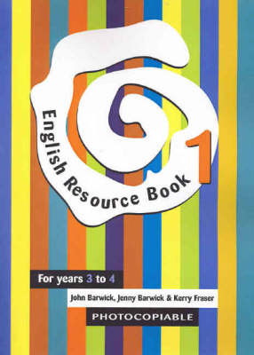 English Resource Book.: For Years 3 to 4 (Paperback)