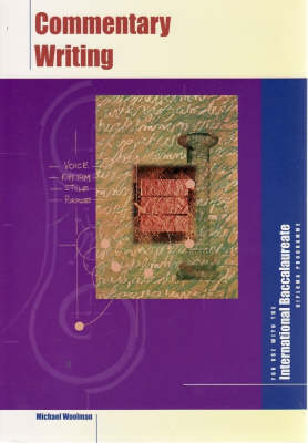 Commentary Writing (Paperback)
