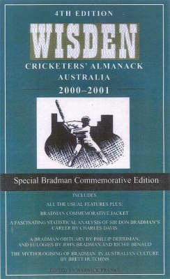 Wisden Crick Almanack Aust 2001-2002 (Hardback)