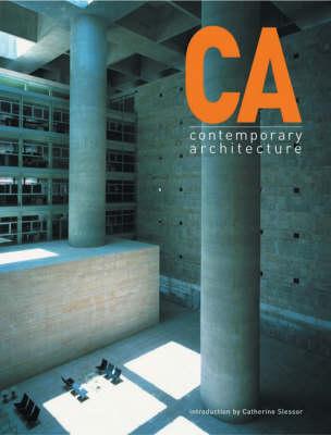 CA1: Contemporary Architecture (Hardback)