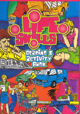 Life Skills: Reading and Activity Book - Vol 2 (Spiral bound)