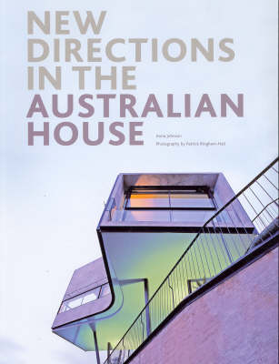 New Directions in the Australian House (Paperback)