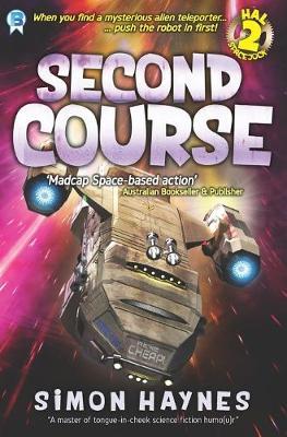 Second Course: Hal Spacejock 2 (Paperback)