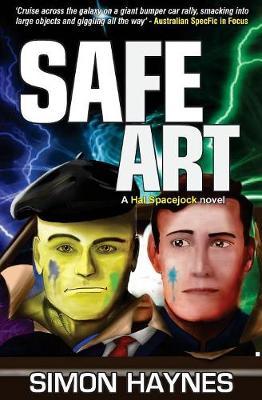 Hal Spacejock 6: Safe Art (Paperback)