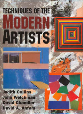 Techniques of the Modern Artists (Hardback)