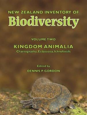 New Zealand Inventory of Biodiversity Vol 2 (Hardback)