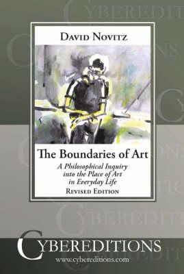 The Boundaries of Art (Paperback)