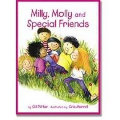 Milly and Molly and Special Friends (Paperback)