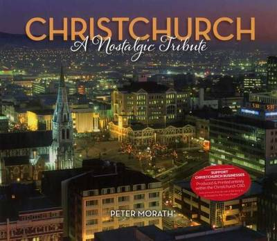 Christchurch: Nostalgic Tribute (Paperback)