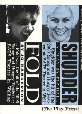 Fold / Shudder: Two Plays (Paperback)