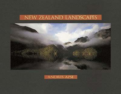 New Zealand Landscapes 2006 (Hardback)