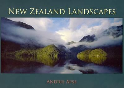 New Zealand Landscapes (Hardback)