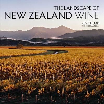 The Landscape of New Zealand Wine (Hardback)