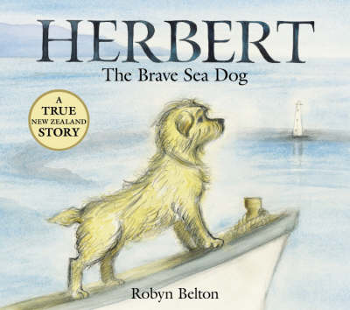 Herbert: The Brave Sea Dog (Paperback)