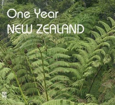 "One Year New Zealand - Yearbooks New Zealand - The ""Perennials"" (Hardback)"
