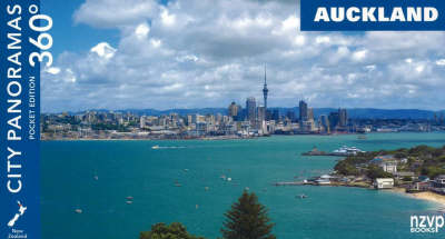 "Auckland: City Panoramas 360 - 360 Degree Citypanoramas - Pocket Edition - The ""Compacts"" (Paperback)"