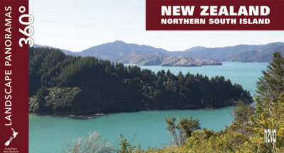 "New Zealand, Northern South Island - 360 Degree Landscape Panoramas - Pocket Edition - The ""Small Token or Souvenir"" (Paperback)"