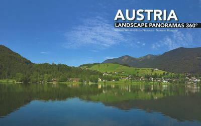 Austria: Landscape Panoramas 360 (Hardback)