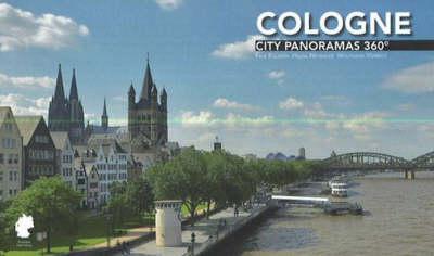 Cologne - City Panoramas 360 S. (Hardback)