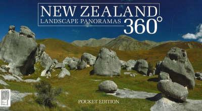 New Zealand: Landscape Panoramas 360 (Paperback)