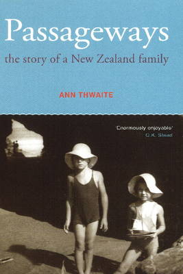Passageways: The Story of a New Zealand Family (Paperback)