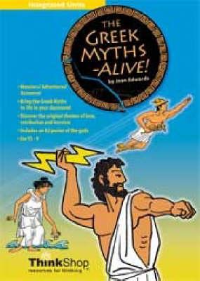 The Greek Myths Alive! (Paperback)