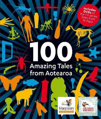 100 Amazing Tales from Aotearoa (Paperback)