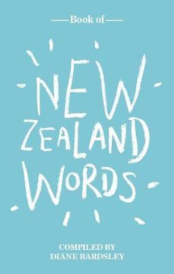 Book of New Zealand Words (Hardback)