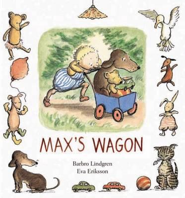 Maxs Wagon (Hardback)
