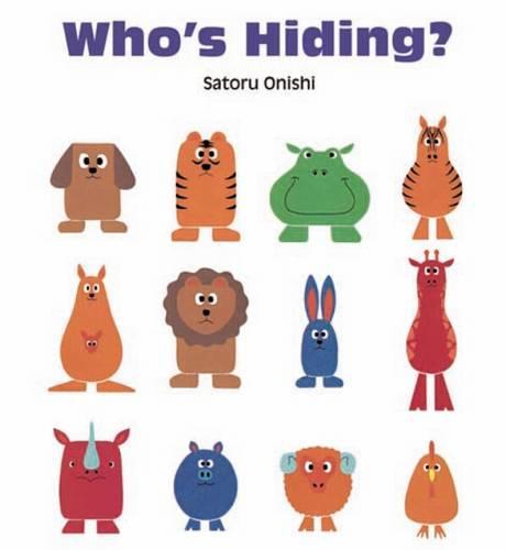 Whos Hiding (Paperback)