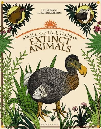 Small and Tall Tales of Extinct Animals (Hardback)