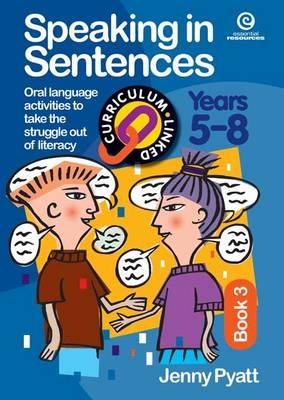 Speaking in Sentences: Bk 3 (Paperback)