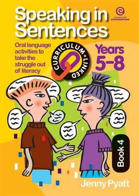 Speaking in Sentences: Bk 4 (Paperback)
